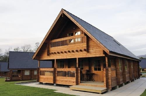 Last Minute Cottages - Lovely Harlech Cottage S22286
