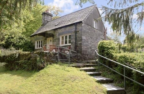 Big Cottages - Tasteful Betws Y Coed Cottage S22358