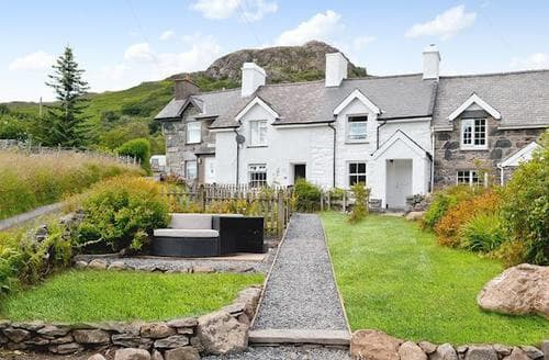 Last Minute Cottages - Lovely Dolwyddelan And Penmachno Cottage S60266
