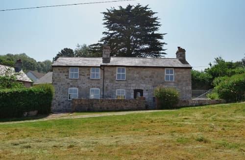 Big Cottages - Excellent Colwyn Bay Cottage S22411