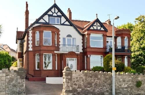 Big Cottages - Quaint Colwyn Bay Cottage S22429