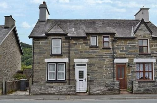 Last Minute Cottages - Cosy Dolwyddelan And Penmachno Cottage S22454