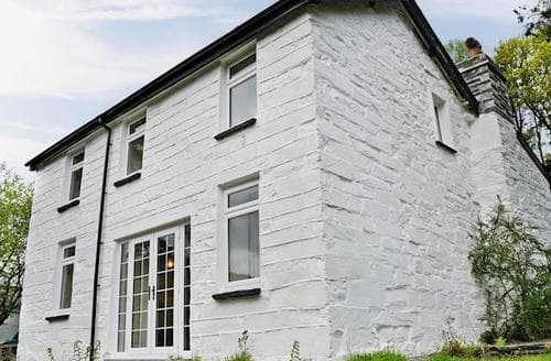 Last Minute Cottages - Luxury Dolwyddelan And Penmachno Cottage S58076