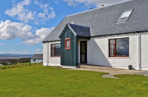 Big Cottages - Wonderful Portree Cottage S22517
