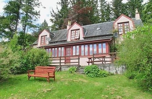 Last Minute Cottages - Superb Fort William Cottage S22608