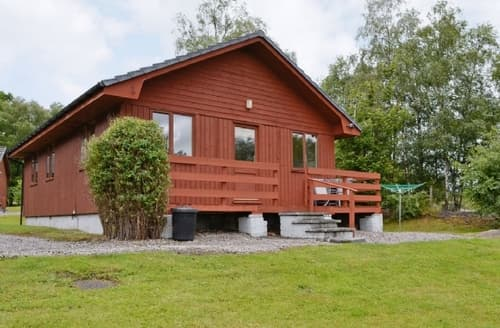Big Cottages - Luxury Fort William Lodge S22626