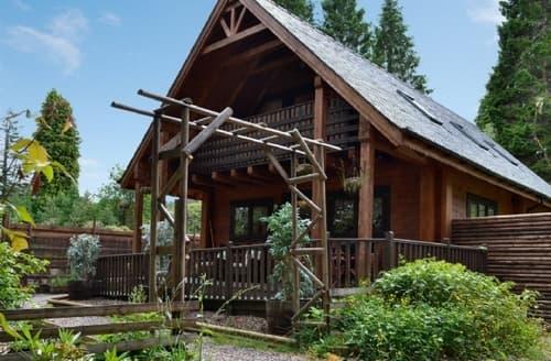 Big Cottages - Cosy Spean Bridge Lodge S22647