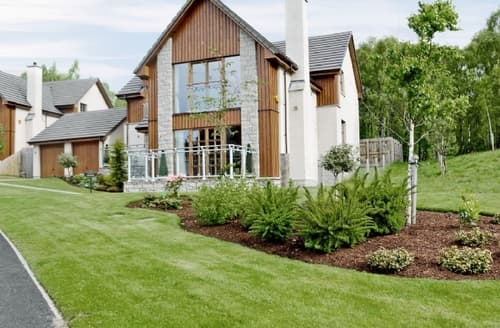 Last Minute Cottages - Tasteful Aviemore Lodge S22690