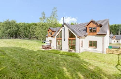Last Minute Cottages - Luxury Aviemore Cottage S38045