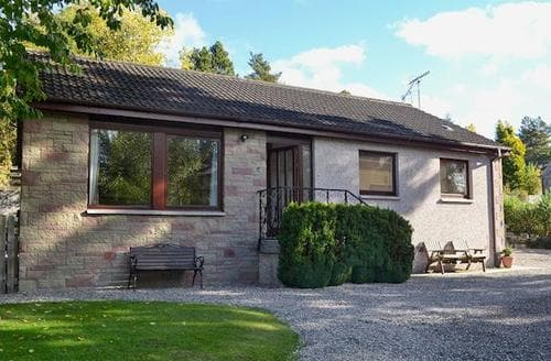 Big Cottages - Lovely Ballindalloch Cottage S72019