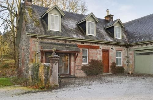 Big Cottages - Attractive Beauly Apartment S76763