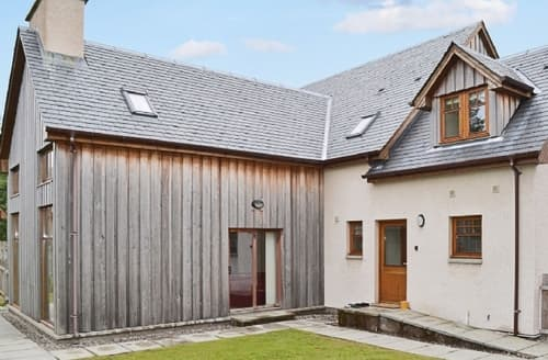 Last Minute Cottages - Gorgeous Kingussie Cottage S38665