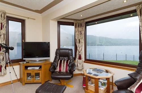 Big Cottages - Inviting Kyle Of Lochalsh Cottage S22771