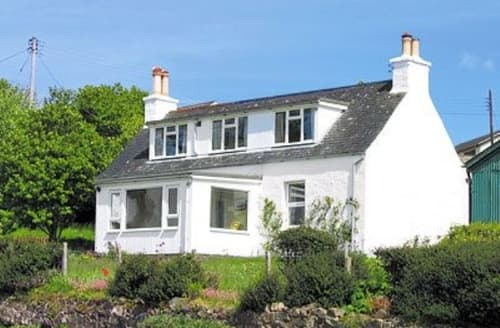 Big Cottages - Beautiful Kyle Of Lochalsh Cottage S22782