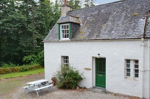 Big Cottages - Inviting Kyle Of Lochalsh Cottage S59687