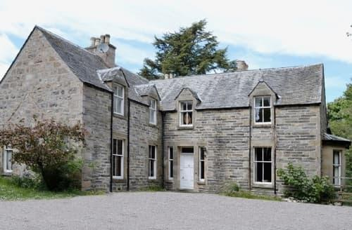 Big Cottages - Wonderful Ballindalloch Cottage S22798