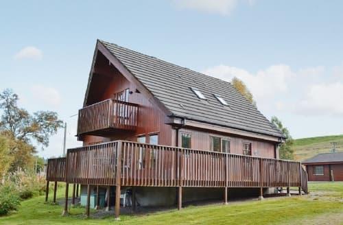 Big Cottages - Excellent Ballindalloch Lodge S22806