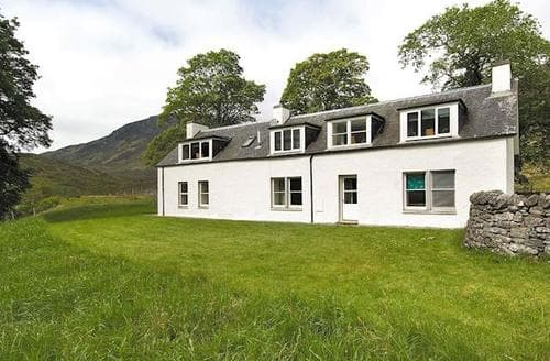 Last Minute Cottages - GLENMEANNICH COTTAGE