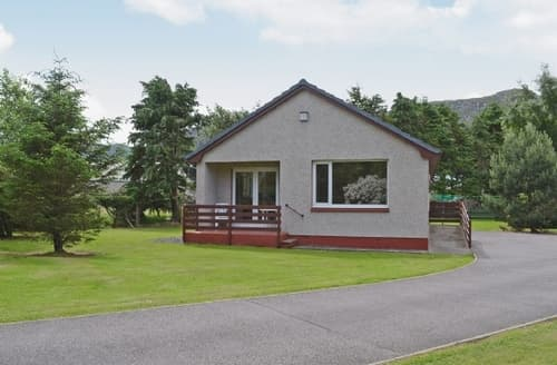 Big Cottages - Exquisite Gairloch Cottage S22845