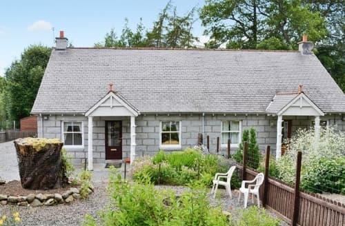 Big Cottages - Quaint Ballater Cottage S22907