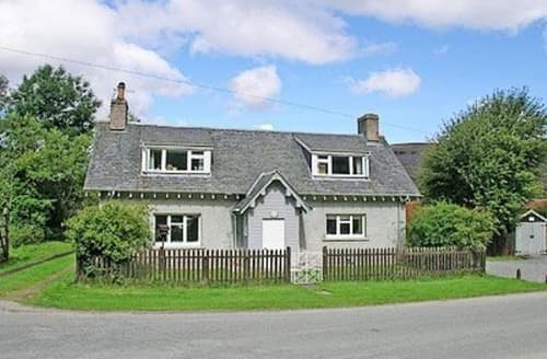 Big Cottages - Gorgeous Ballater Lodge S22911