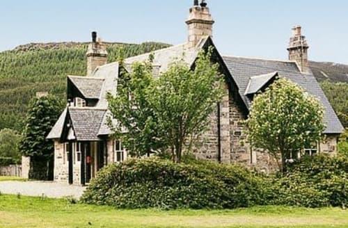 Big Cottages - Quaint Ballater Cottage S22916