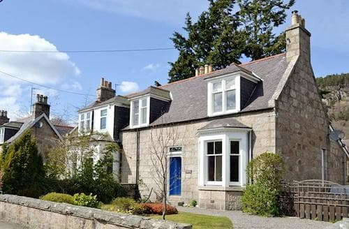 Last Minute Cottages - Splendid Ballater Cottage S50338