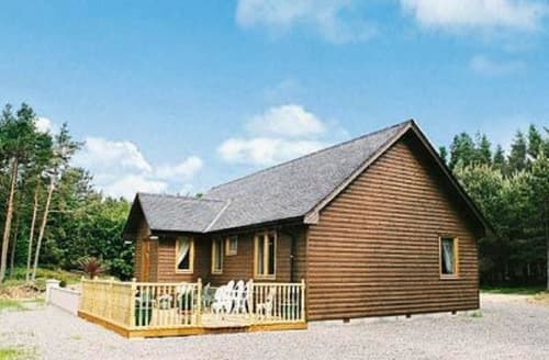 Big Cottages - Tasteful Banchory Lodge S22920