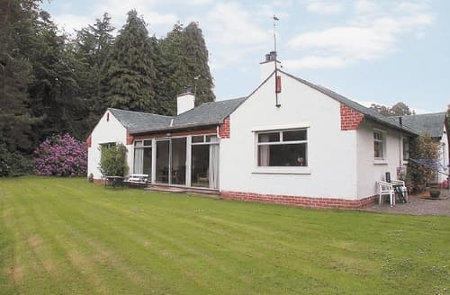 Big Cottages - Inviting Banchory Cottage S22929