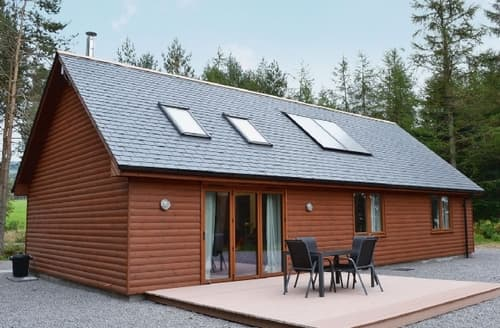 Last Minute Cottages - Delightful Banchory Lodge S22930
