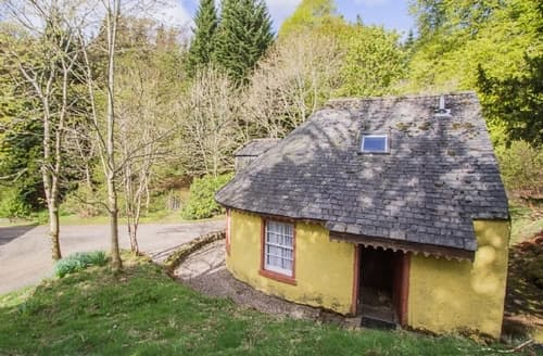 Last Minute Cottages - Gorgeous Brechin Cottage S22939
