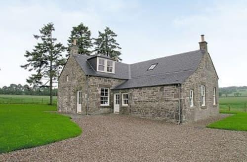 Big Cottages - Gorgeous Brechin Cottage S22951