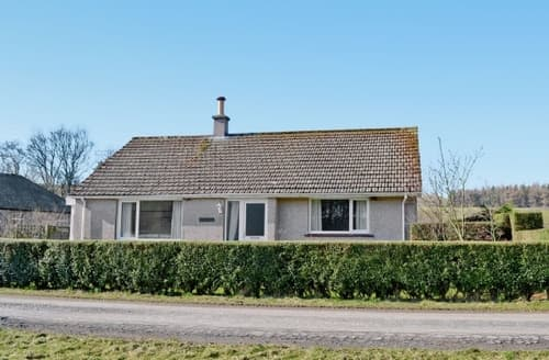 Big Cottages - Captivating Brechin Cottage S22961