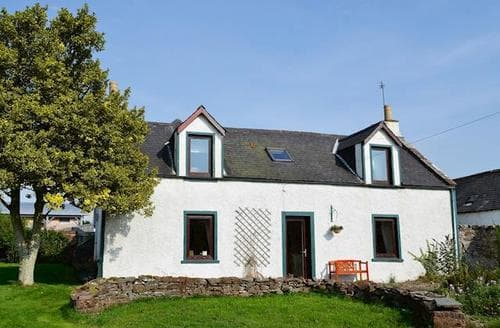 Big Cottages - Cosy Brechin Cottage S70802