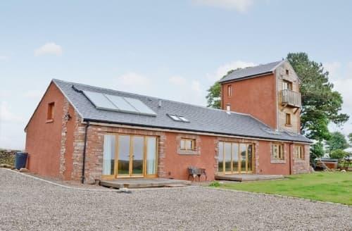 Big Cottages - Quaint Montrose Cottage S22972