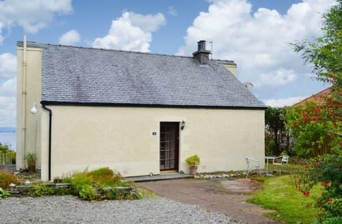 Last Minute Cottages - Exquisite Dunoon Cottage S38042