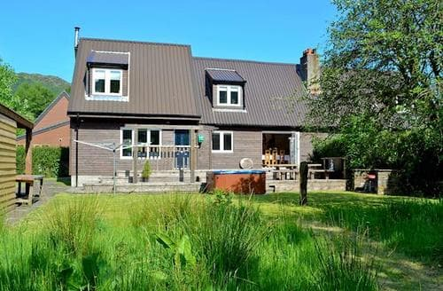 Big Cottages - Charming Dunoon Cottage S59689