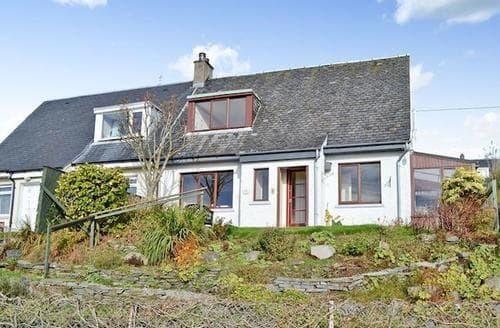 Big Cottages - Wonderful Dunoon Cottage S73974