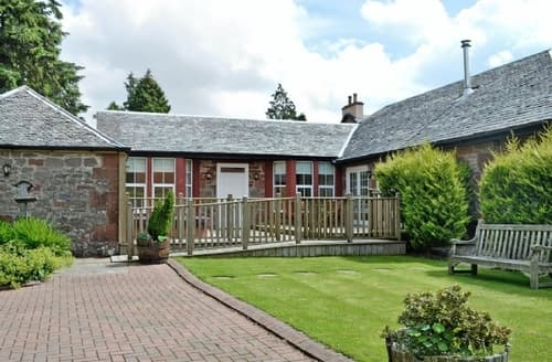 Last Minute Cottages - Inviting Helensburgh Cottage S23027