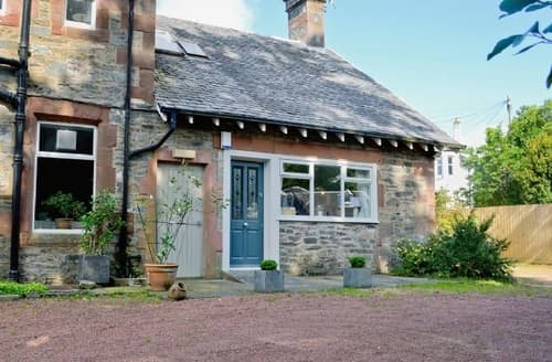 Last Minute Cottages - Inviting Helensburgh Cottage S23047