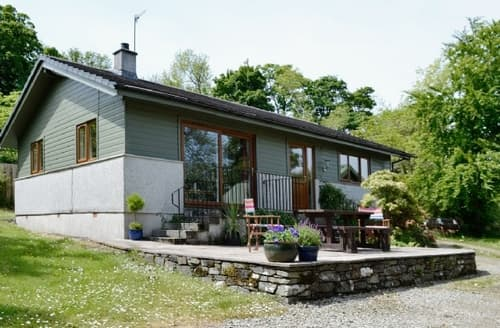 Big Cottages - Beautiful Lochgilphead Cottage S23062
