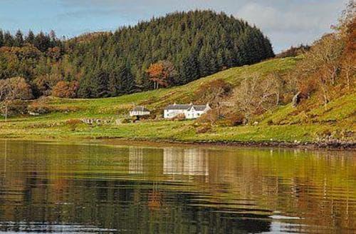 Big Cottages - Cosy Oban Cottage S23113