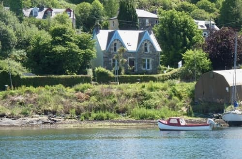 Big Cottages - Charming Tarbert Cottage S23173
