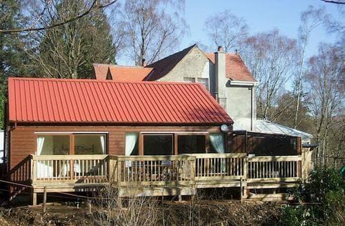 Last Minute Cottages - Excellent Taynuilt Lodge S78620