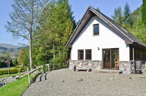 Big Cottages - Quaint Callander Cottage S23240