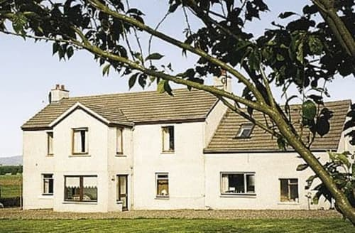 Last Minute Cottages - WESTER BORLAND FARMH