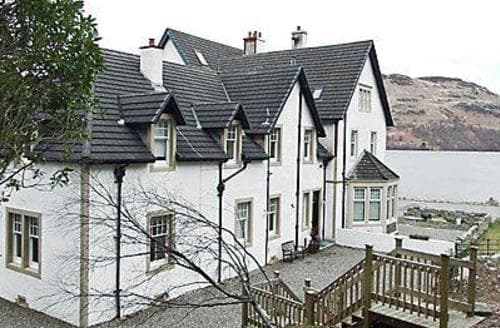 Big Cottages - Beautiful Crianlarich Cottage S23250