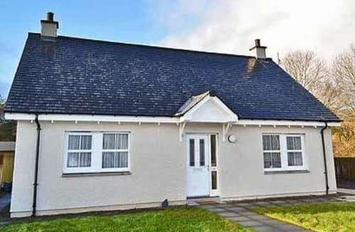 Big Cottages - Wonderful Pitlochry Cottage S23412
