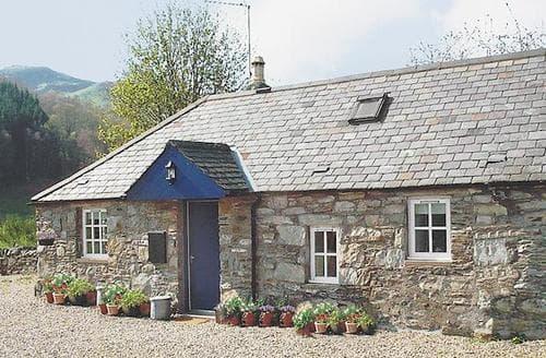 Last Minute Cottages - Superb Pitlochry Cottage S23422