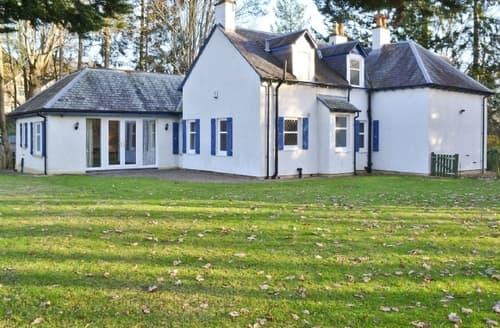 Last Minute Cottages - Tasteful Pitlochry Cottage S23439